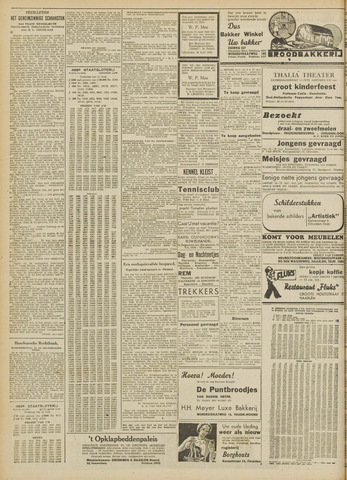 b25187e73df Haarlemsche Courant | 12 juni 1942 | pagina 4 - Krantenviewer Noord ...