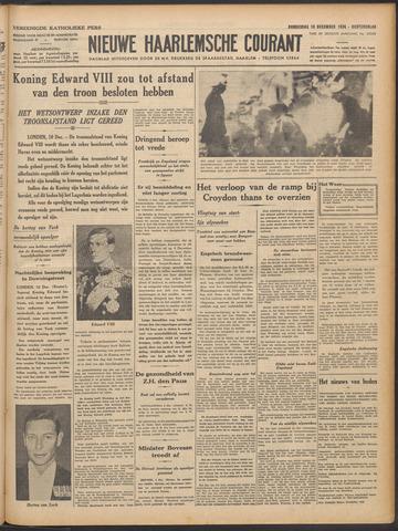 Nieuwe Haarlemsche Courant 1936-12-10