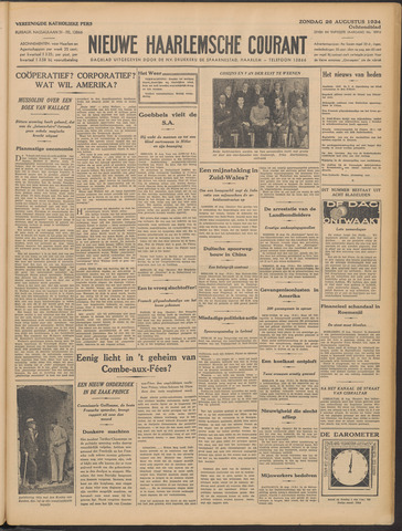 Nieuwe Haarlemsche Courant 1934-08-26