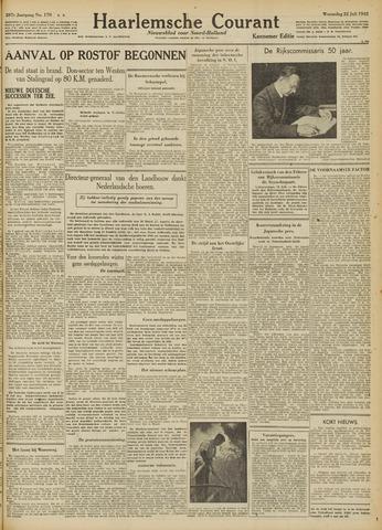 Haarlemsche Courant 1942-07-22