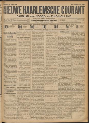 Nieuwe Haarlemsche Courant 1908-04-14