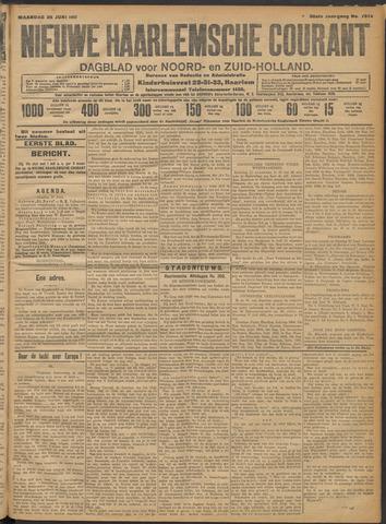 Nieuwe Haarlemsche Courant 1911-06-26