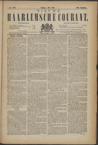 Nieuwe Haarlemsche Courant 1891-05-01