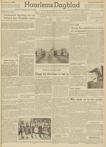 Haarlem's Dagblad 1947-01-22