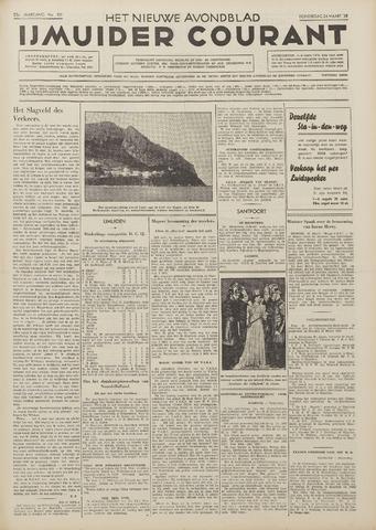 IJmuider Courant 1938-03-24