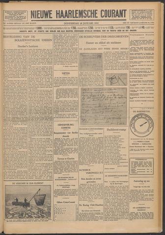 Nieuwe Haarlemsche Courant 1932-01-28