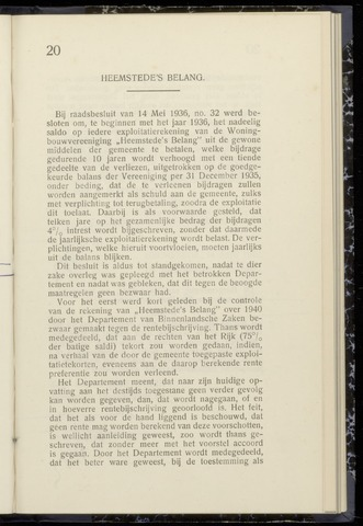 Raadsnotulen Heemstede 1942-04-08