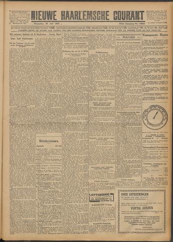Nieuwe Haarlemsche Courant 1927-07-20