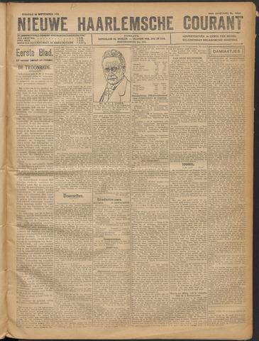 Nieuwe Haarlemsche Courant 1921-09-20