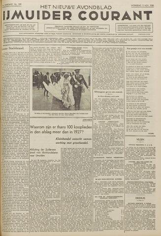 IJmuider Courant 1938-11-02