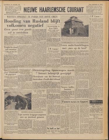 Nieuwe Haarlemsche Courant 1951-12-20