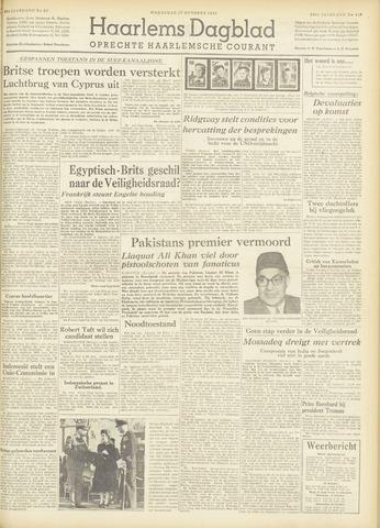 Haarlem's Dagblad 1951-10-17