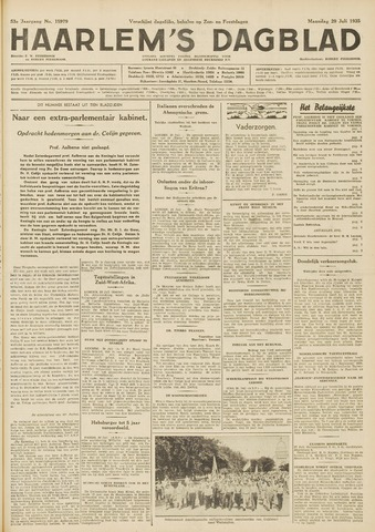 Haarlem's Dagblad 1935-07-29