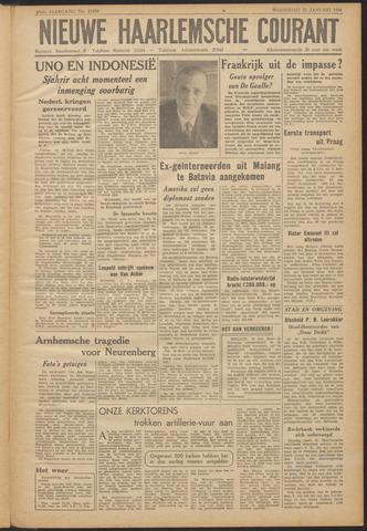Nieuwe Haarlemsche Courant 1946-01-23