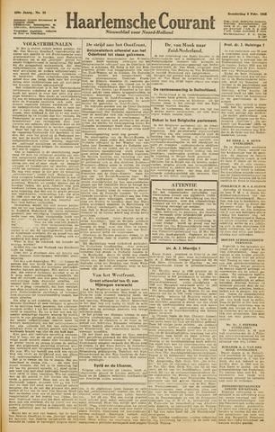 Haarlemsche Courant 1945-02-08