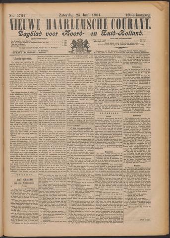 Nieuwe Haarlemsche Courant 1904-06-25