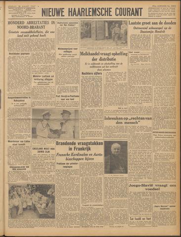 Nieuwe Haarlemsche Courant 1947-03-28