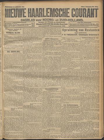 Nieuwe Haarlemsche Courant 1915-01-13