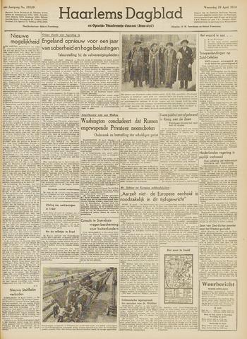 Haarlem's Dagblad 1950-04-19