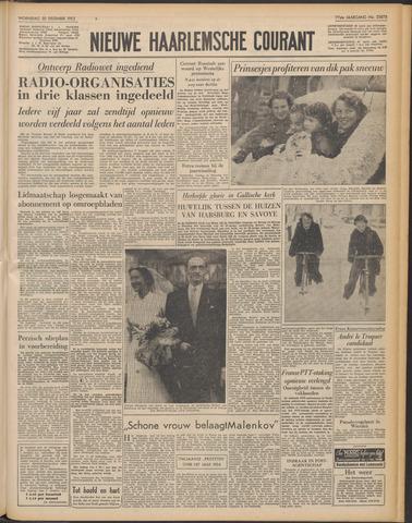 Nieuwe Haarlemsche Courant 1953-12-30