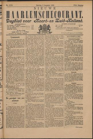 Nieuwe Haarlemsche Courant 1902-08-09
