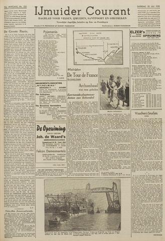 IJmuider Courant 1939-07-22