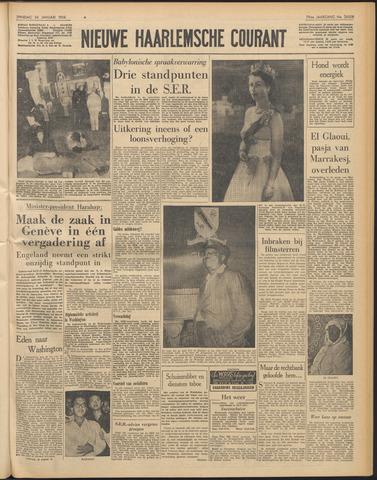 Nieuwe Haarlemsche Courant 1956-01-24