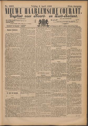 Nieuwe Haarlemsche Courant 1906-04-06