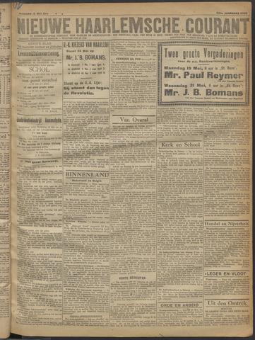 Nieuwe Haarlemsche Courant 1919-05-13