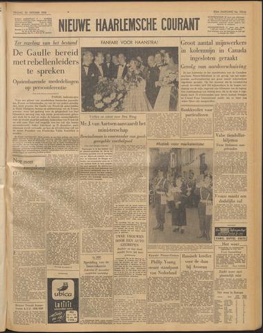Nieuwe Haarlemsche Courant 1958-10-24