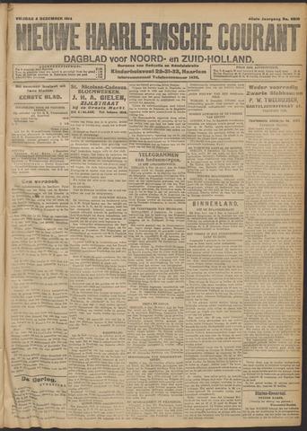 Nieuwe Haarlemsche Courant 1914-12-04