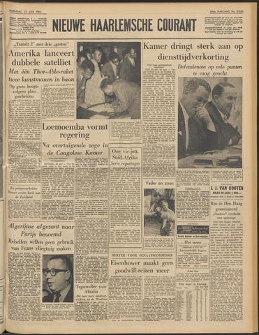 Nieuwe Haarlemsche Courant 1960-06-22