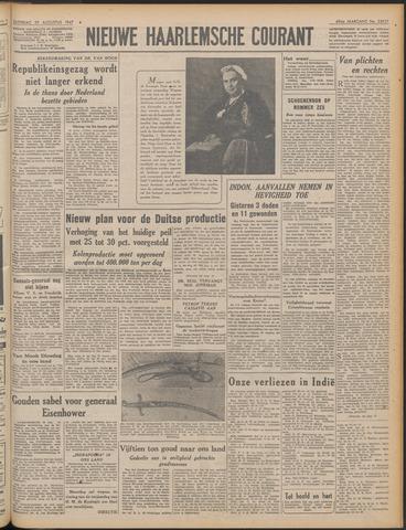 Nieuwe Haarlemsche Courant 1947-08-30