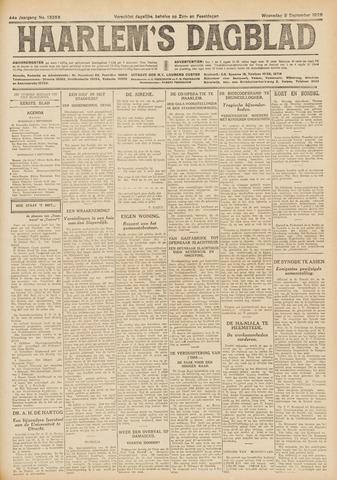 Haarlem's Dagblad 1926-09-08