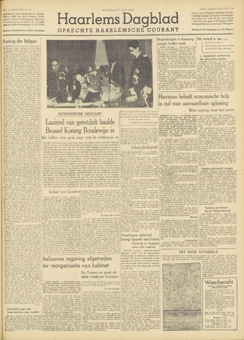 Haarlem's Dagblad 1951-07-17