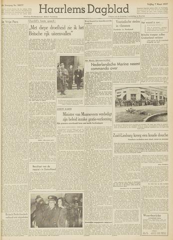 Haarlem's Dagblad 1947-03-07