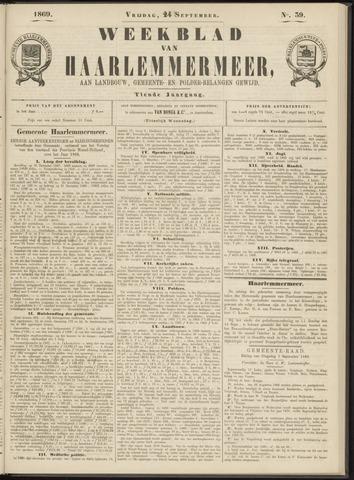 Weekblad van Haarlemmermeer 1869-09-24