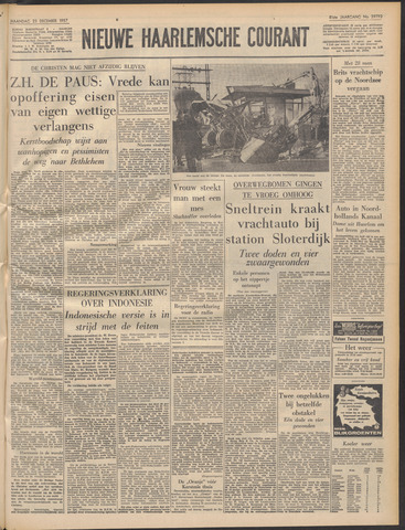 Nieuwe Haarlemsche Courant 1957-12-23
