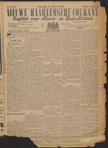 Nieuwe Haarlemsche Courant 1902-03-25