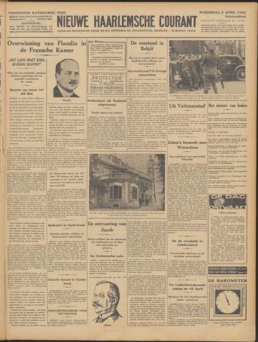 Nieuwe Haarlemsche Courant 1935-04-03