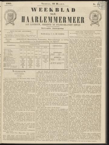 Weekblad van Haarlemmermeer 1866-03-16