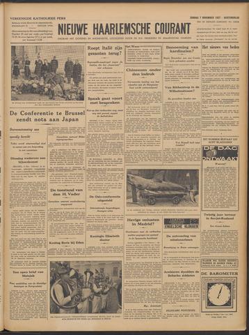 Nieuwe Haarlemsche Courant 1937-11-07
