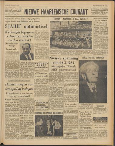 Nieuwe Haarlemsche Courant 1963-03-30