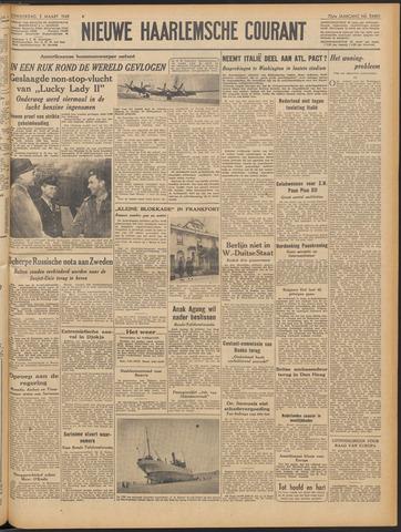 Nieuwe Haarlemsche Courant 1949-03-03