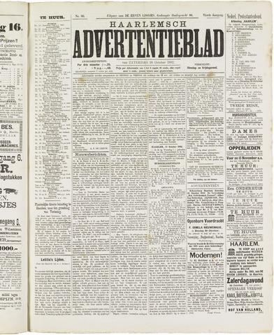 Haarlemsch Advertentieblad 1882-10-28