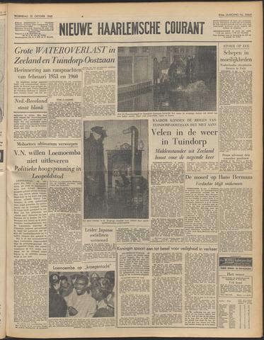 Nieuwe Haarlemsche Courant 1960-10-12