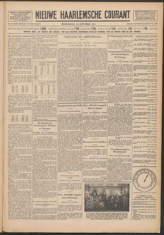 Nieuwe Haarlemsche Courant 1931-10-14