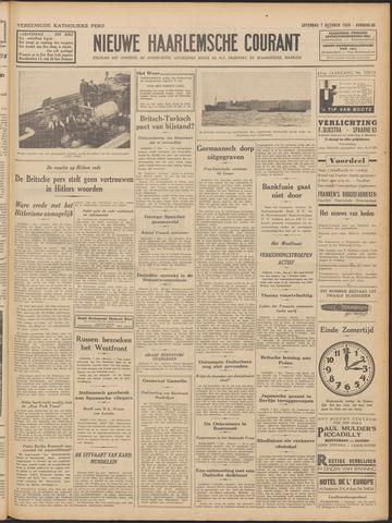 Nieuwe Haarlemsche Courant 1939-10-07
