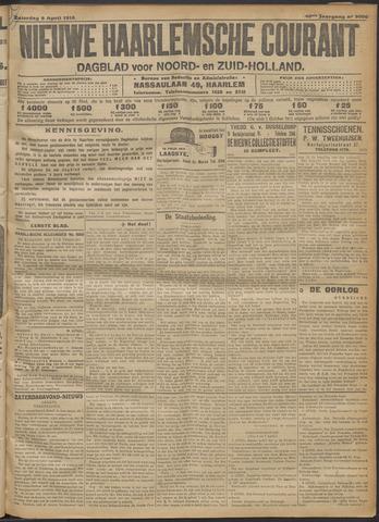 Nieuwe Haarlemsche Courant 1916-04-08