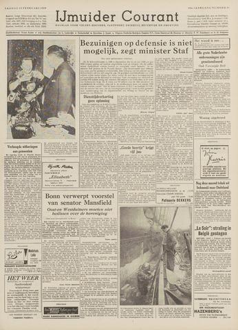IJmuider Courant 1959-02-13